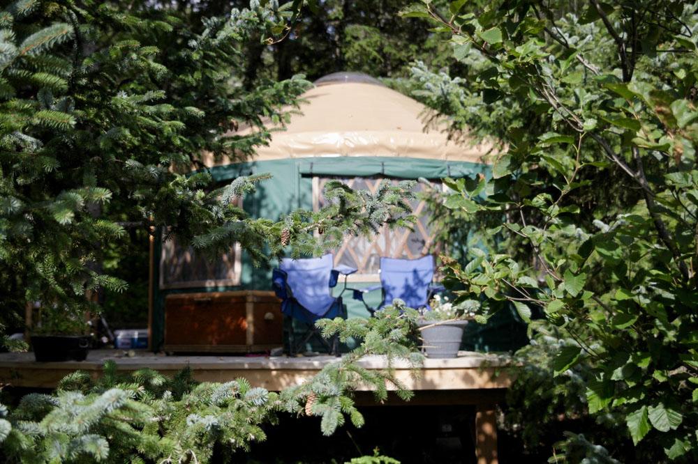 Deluxe Yurt Retreat In Beautiful Haines Alaska